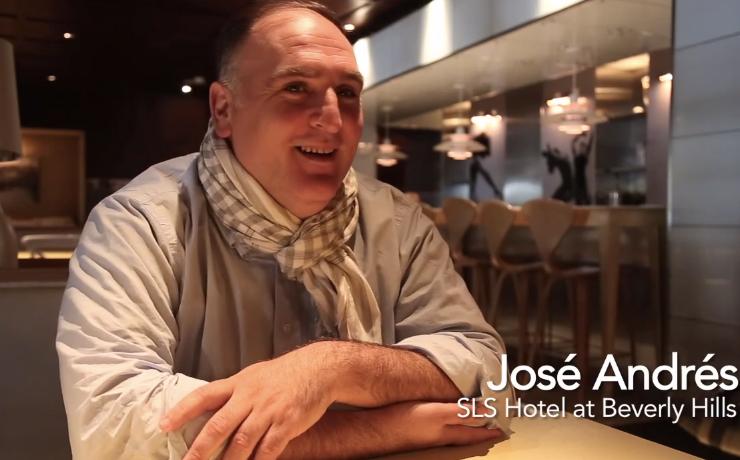 Watch José Andrés Talk About Bazaar Meat in Vegas