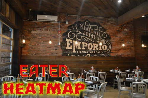 Emporia at Sienna Mercato, Pittsburgh, PA.