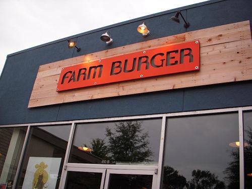 Farm Burger.
