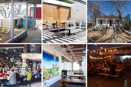 Where to Eat and Drink Outside Right Now, Spring 2014