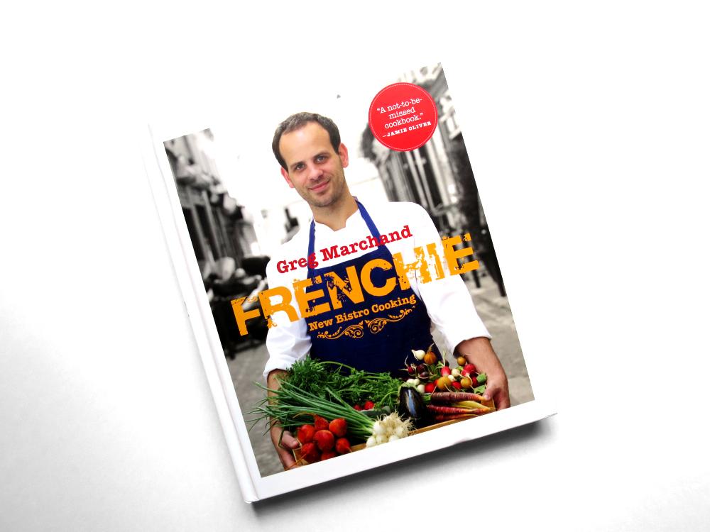 First Look: Greg Marchand's Frenchie Cookbook