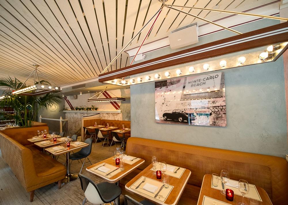 Bars the Best Seat in Restaurants; Ranch Dressing: Trendy