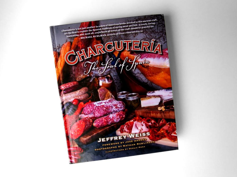 First Look: Spanish Charcuterie Cookbook Charcutería