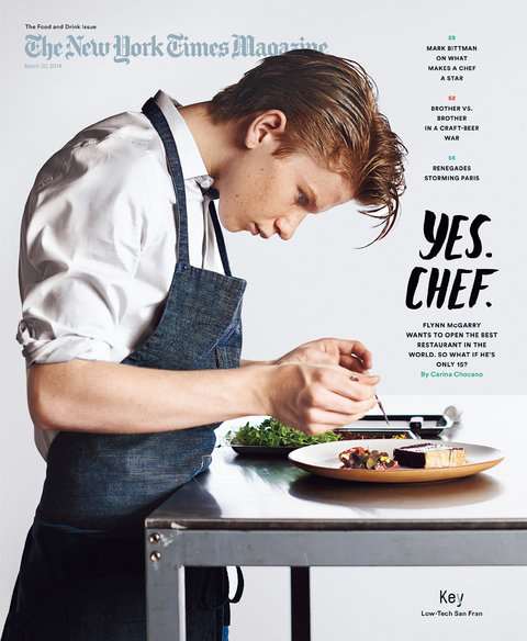 Here's New York Times Magazine's 2014 Food Issue