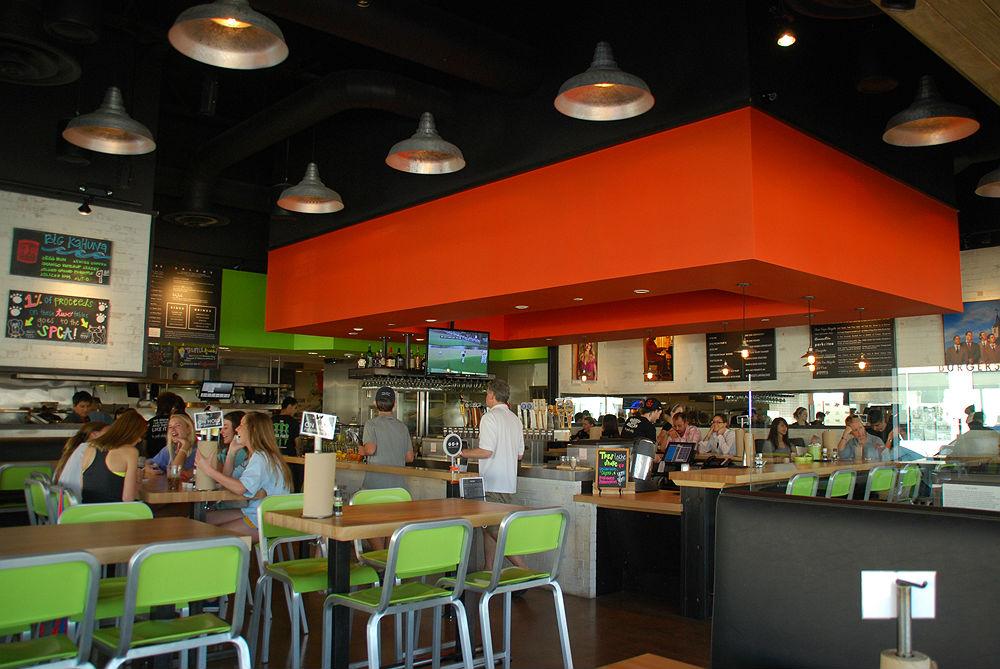 Hopdoddy Burger Bar.