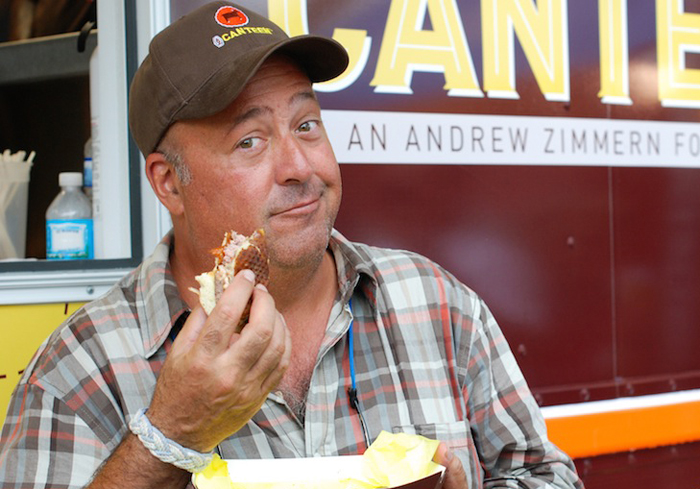 Andrew Zimmern on the Power and Problems of Yelp