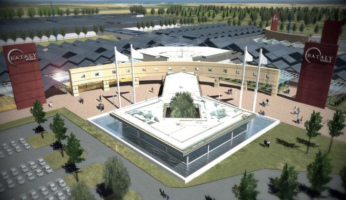 Eataly to Build Mega Food Theme Park in Italy