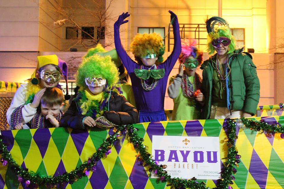 Bayou Bakery's Block Party