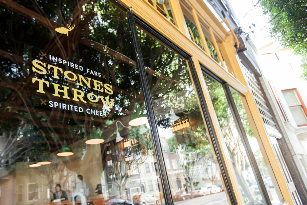 Eat Like a Chef at Stones Throw; Learning Wine Basics