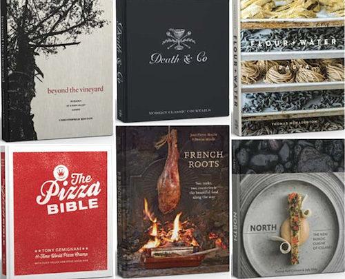Ten Speed's Fall Cookbooks: Kostow, Death & Co, Relae, The Slanted Door, More