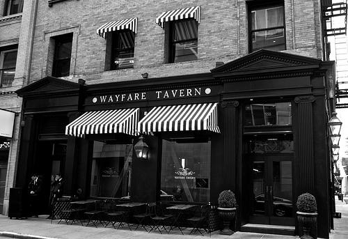 Bauer Boosts Wayfare Tavern; Verbena Excites Roth