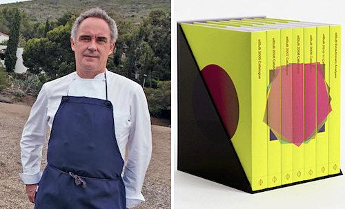 Ferran Adrià Plans Five-City North American Book Tour