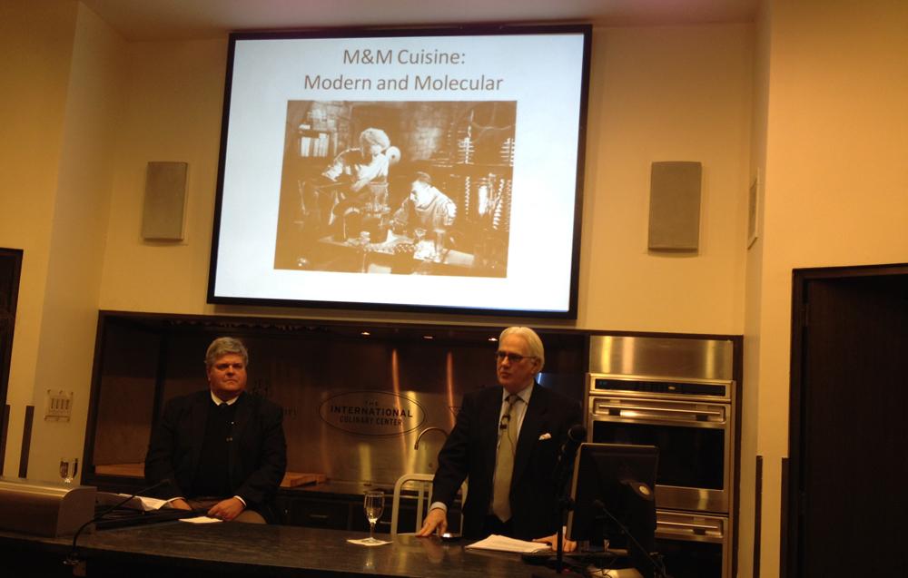 Colman Andrews and John Mariani Debate the Influence of Avant-Garde Cuisine