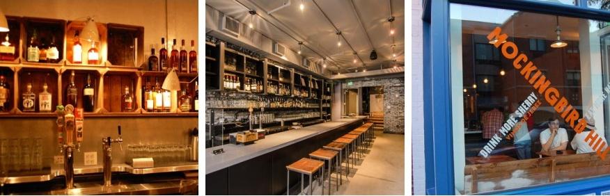 Derek Brown's three Shaw restaurants