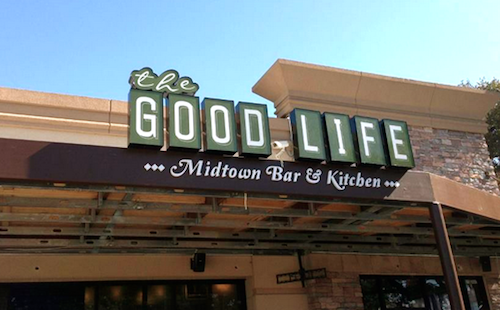The Good Life Storefront