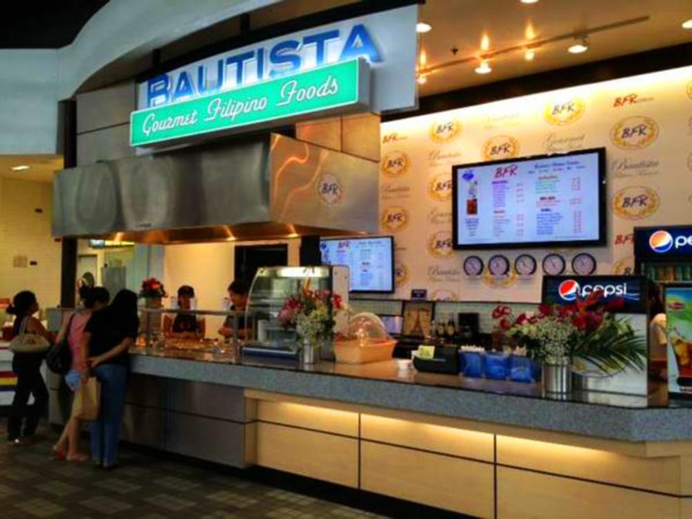 Bautista S Filipino Kitchen