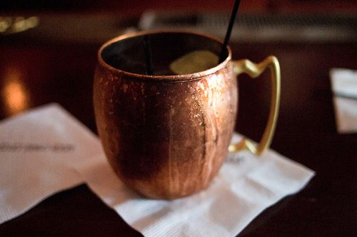 Moscow Mules Fuel Copper Mug Theft Across America
