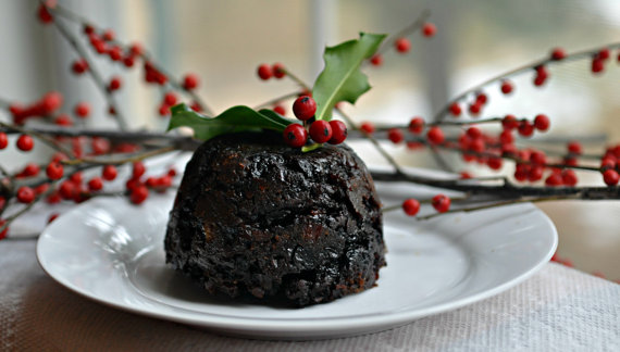 Chef Hardy Will Bring You Some Christmas Pudding