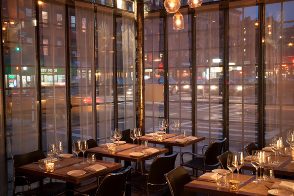 East 12th osteria eater ny for Abc kitchen restaurant week menu