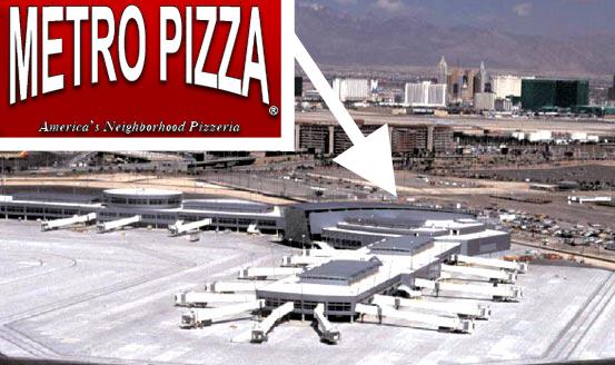 Metro Pizza at McCarran