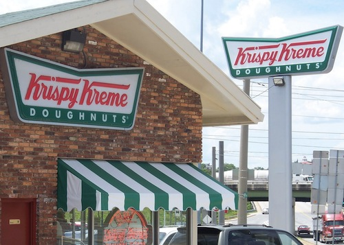 reviews of Krispy Kreme