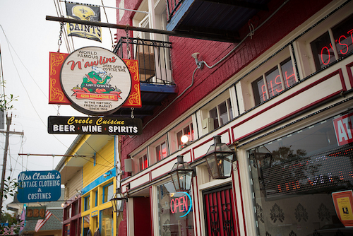 Magazine Street, home of 66 restaurants and counting