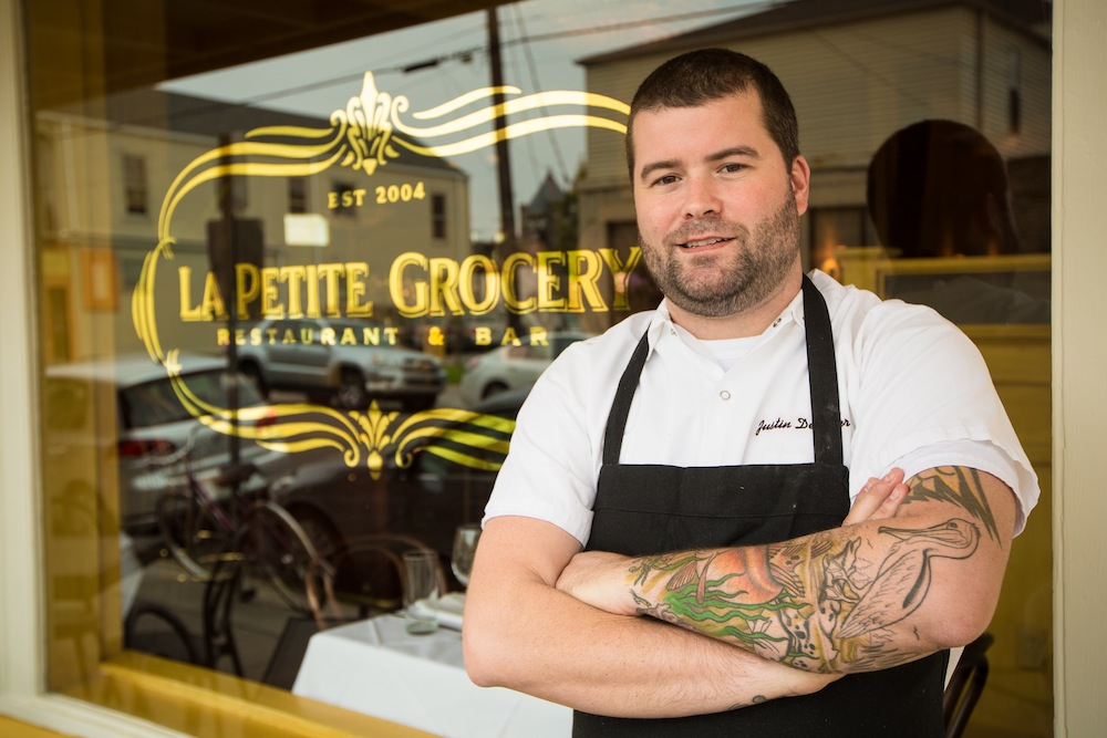 La Petite Grocery's Justin Devillier, Eater NOLA's Chef of the Year 2013