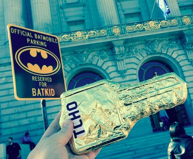 BatKid's Tcho Chocolate Key; Elixir's 10th Anniversary