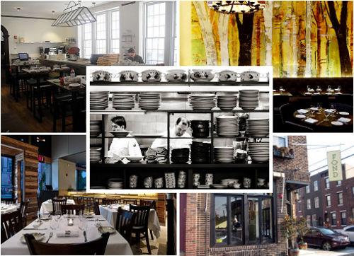 Restaurant of the Year nominees: Vedge, Fork, Sbraga, Fond, Le Virtu