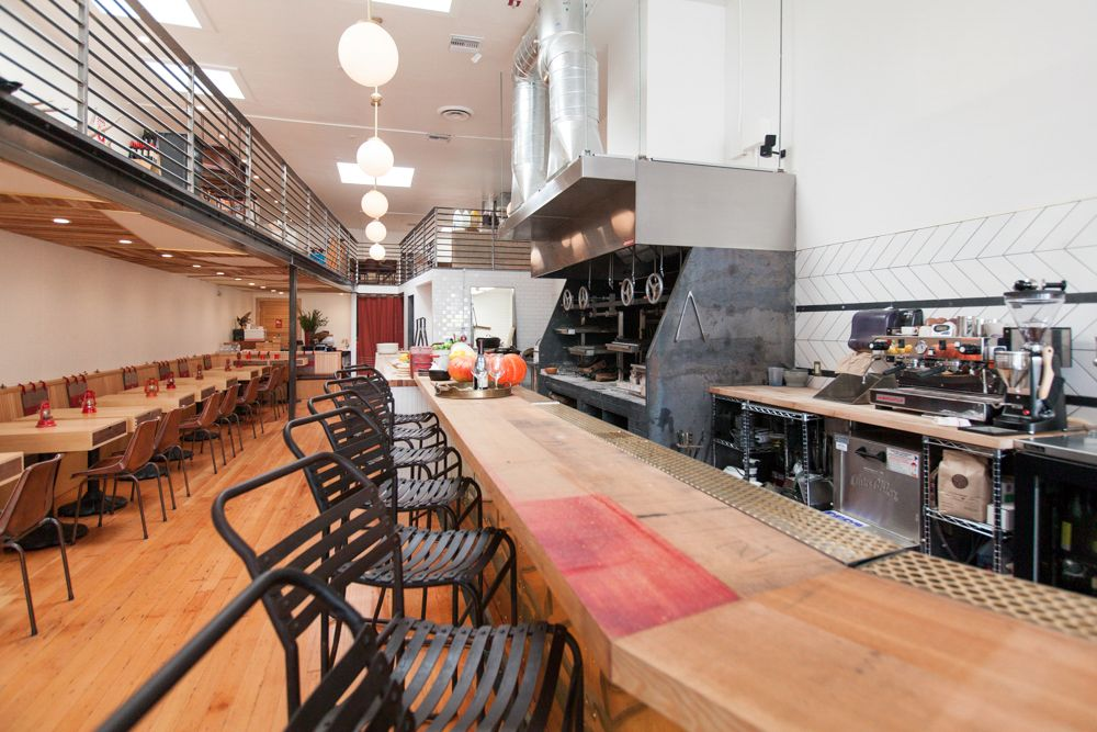 Inside San Francisco's TBD, the Casual Spot from AQ