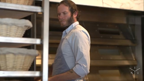 Watch Chad Robertson Make Bread from His Book Tartine No. 3