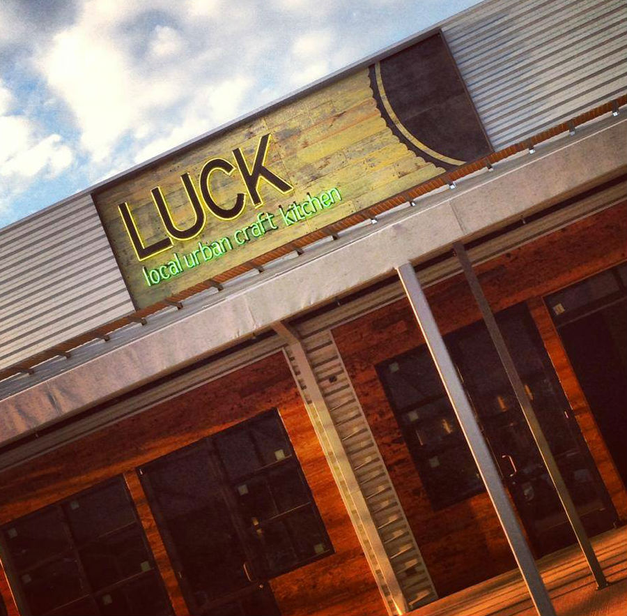 luck (local urban craft kitchen) - eater dallas