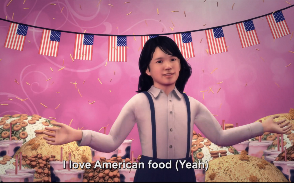 Watch NMA's Parody of Alison Gold's 'Chinese Food'