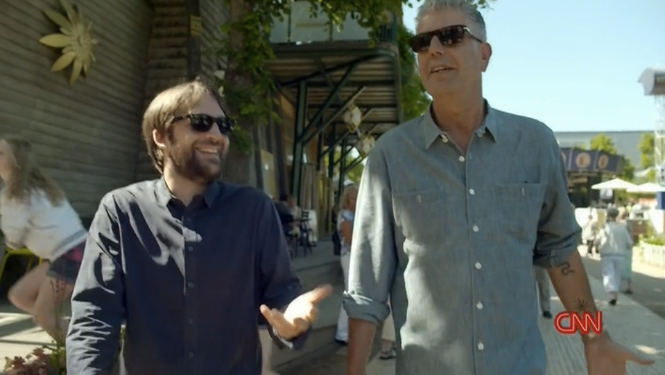 Parts Unknown's Copenhagen Episode: Just the One-Liners