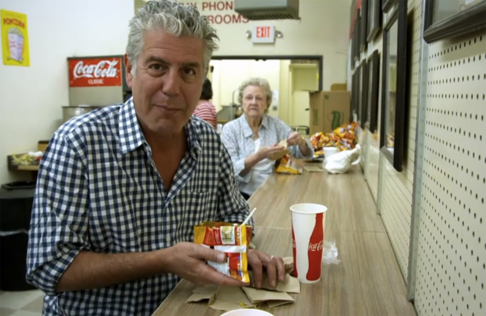 Bourdain: 'We Got It Wrong' About New Mexico Frito Pie