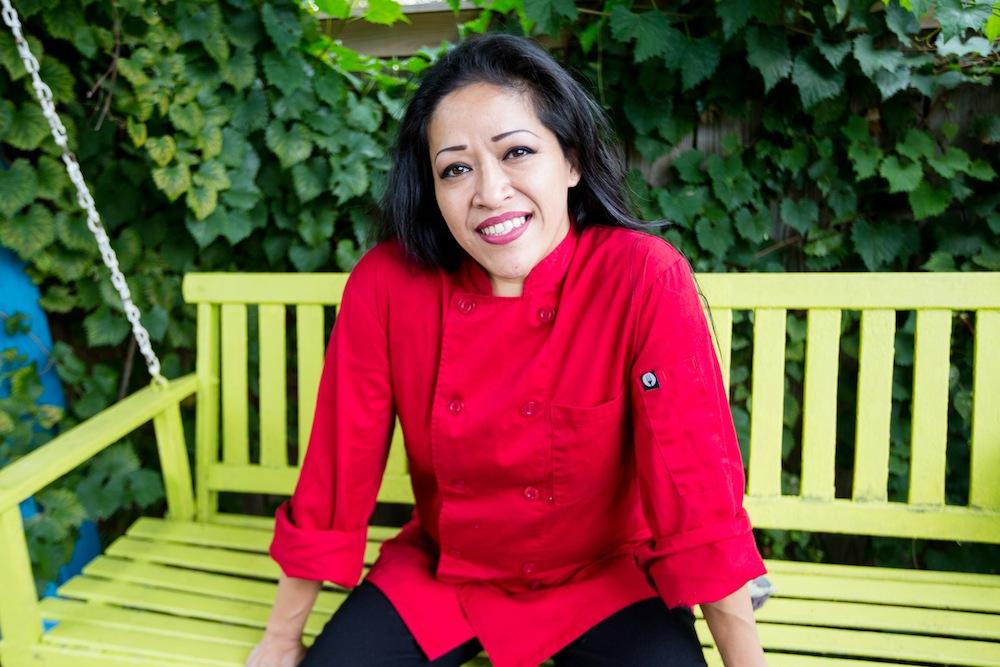 Milkfish founder and chef, Cristina Quackenbush