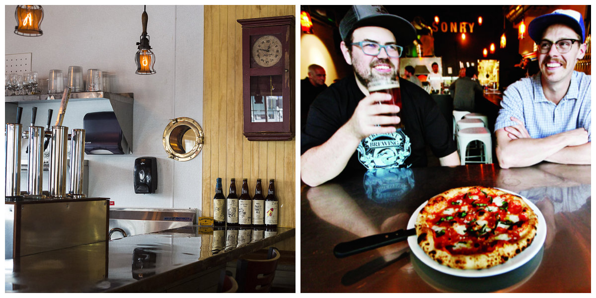 Seattle Mag Explores Pub Grub; The Stranger Pans Pizza