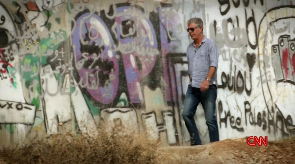 Parts Unknown Jerusalem Episode: Just the One-Liners
