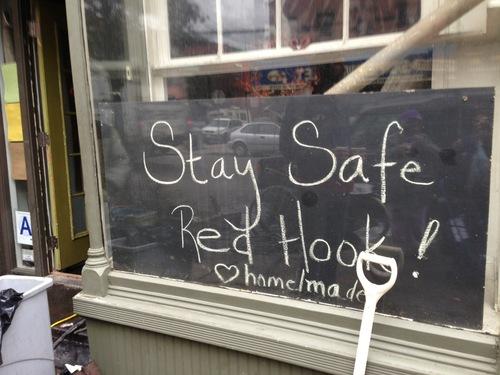 Red Hook Restaurants Struggling With Debts From Sandy