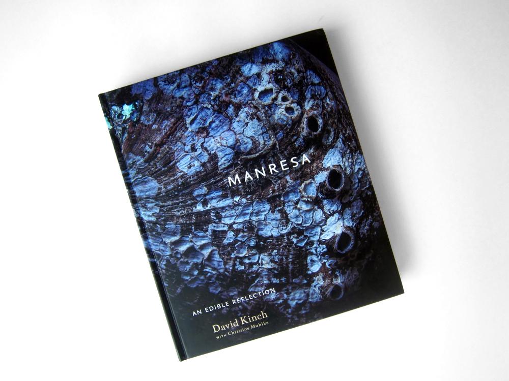 First Look: David Kinch's Manresa Cookbook