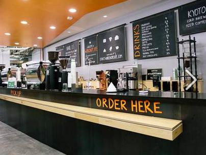 Cafe Venue Montgomery San Francisco Ca