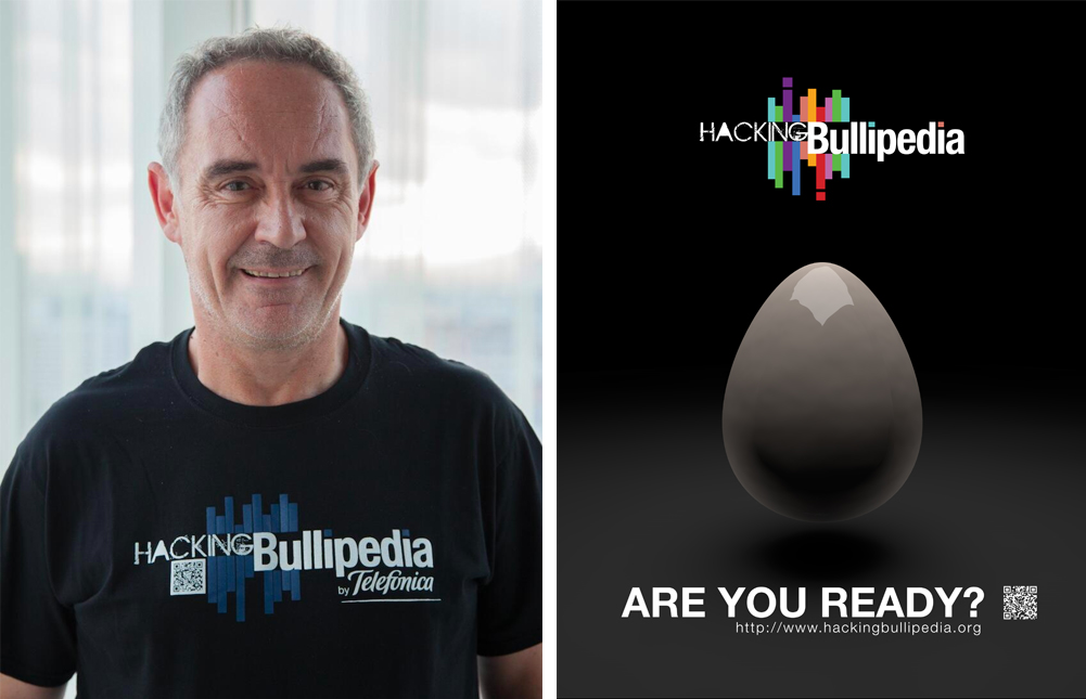 Ferran Adrià Launches the HackingBullipedia Contest