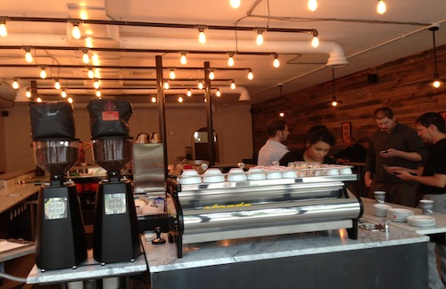 Aviano Coffee- new location