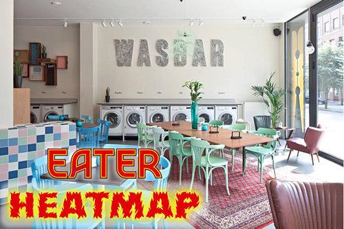 Wasbar, Antwerp, Belgium.