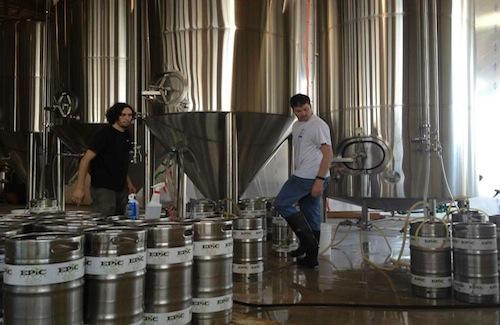 Epic Brewing Denver Tap Room