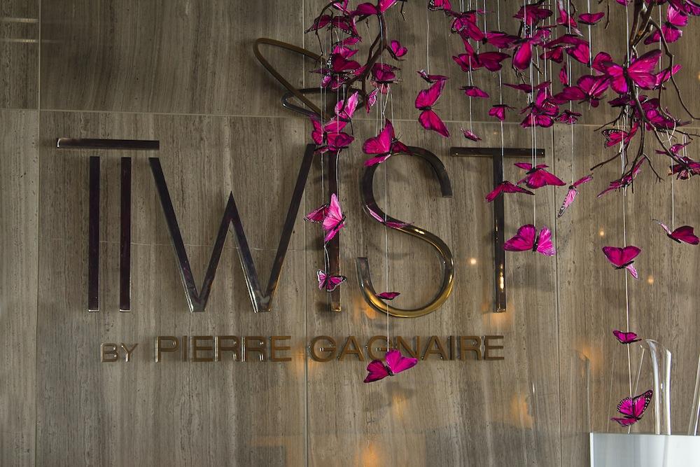 Twist by Pierre Gagnaire