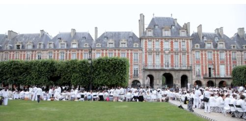 Watch a Trailer for the Diner en Blanc Documentary