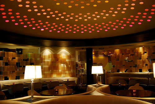 5A5 Steak Lounge.