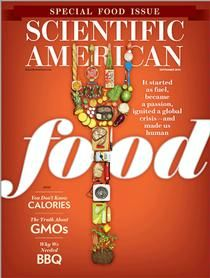 Here's Scientific American's 2013 Food Issue
