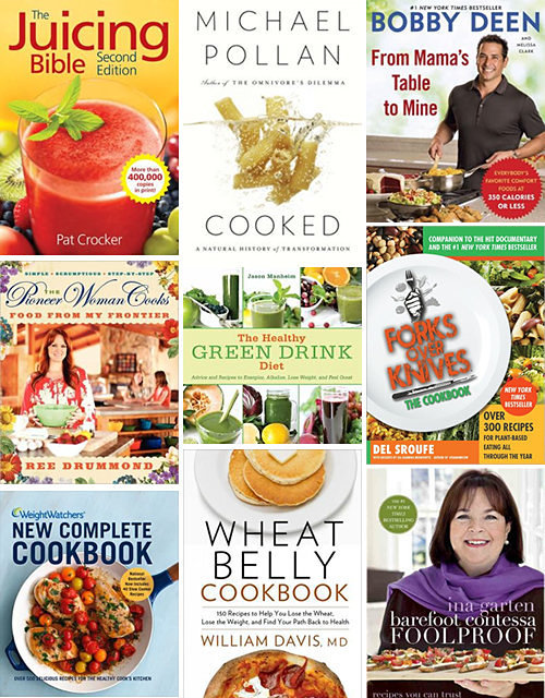 Here Are the Ten Best-Selling Cookbooks of 2013 (So Far)